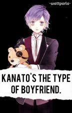 Kanato's the type of boyfriend. by -wattparla-