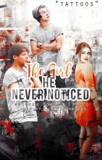 The girl he never noticed | h.s.,l.t. by eva__styles