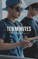 ten minutes  ☾k.ms by burgerkang