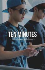ten minutes  ☾kms by xiuminu