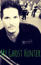 My ghost hunter (Zak Bagans) by WhiteWolfLife