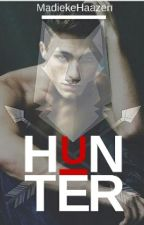 Hunter by Madiekehaazen