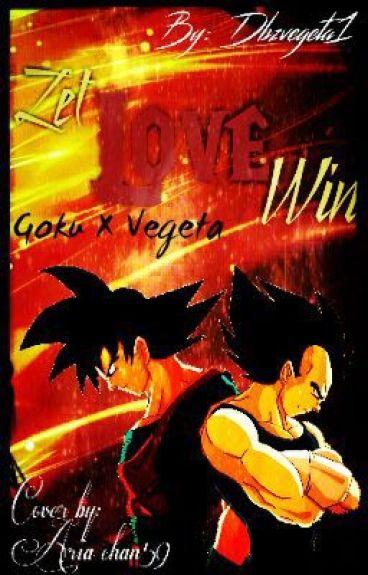 [ON HOLD] Let Love Win (Goku x Vegeta)