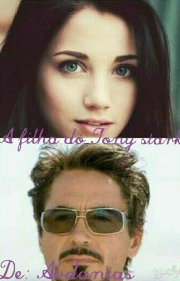 A filha do Tony Stark