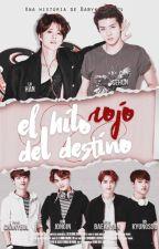 El Hilo Rojo Del Destino ✏ HanHun  by Babykaisoo124
