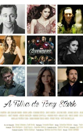 A Filha de Tony Stark{HIATOS}
