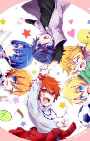 Uta No Prince-sama 1000%; The Magnificent Melodies (Ozawas Story) by AfroNerd