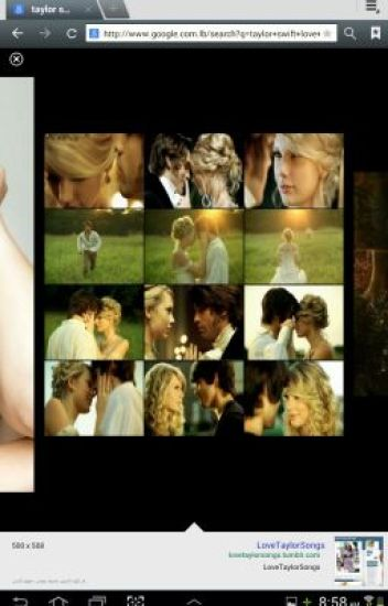 taylor and romeo love story