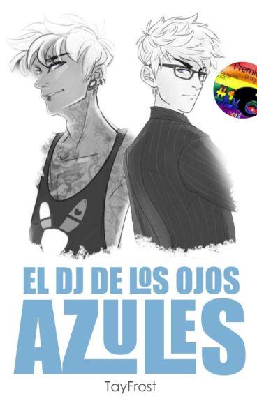 El DJ de los ojos azules [Hijack]