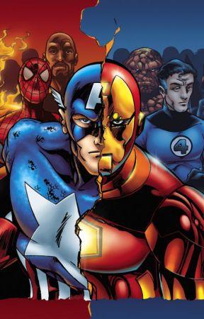 Rain Me Some Marvel - A Big, Mad World [1/2] (Avengers x reader