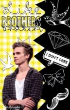 Like brothers| A jaspar fanfiction| ft Zoella by heartjaspar