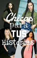 Chicas para tus historias. by LB182-