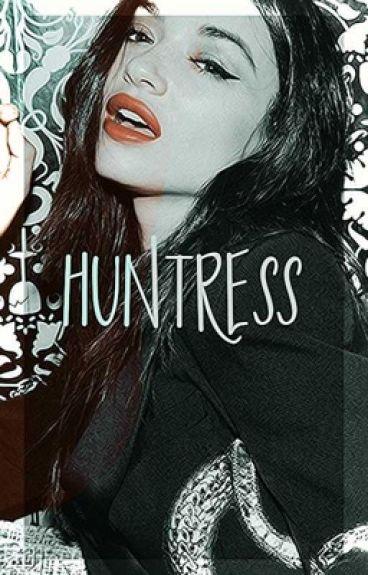 Huntress ⌲ L. SNART ✓