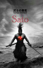 Sato by SomeStuffWritten
