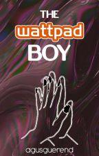 The Wattpad Boy. © by Agus_Gxn