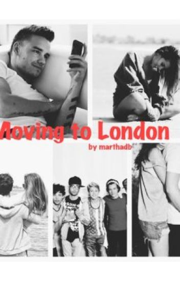 Moving to London, Dutch Liam Payne fanfic