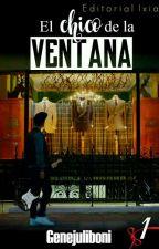 El Chico De La Ventana © #premiosawards17 by genejuliboni