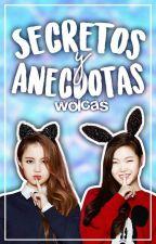 Secretos y Anécdotas by wolcas