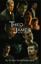 Theo James Imagines by VoidDamon24