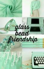 Glass Bead Friendship by eyelinergula