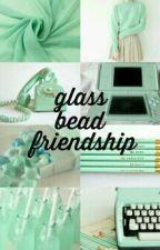 Glass Bead Friendship by eyelinergula