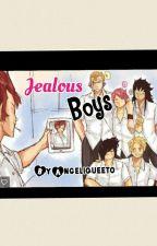 Jealous boys by Angeliqueeto