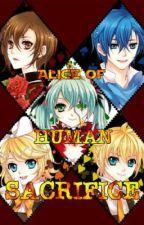 Alice of Human Sacrifice by princessdoll