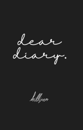 Dear Diary, || mfz (completed)