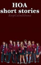 House Of Anubis shorts by nonotagain