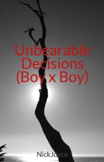 Unbearable Decisions (boyxboy)