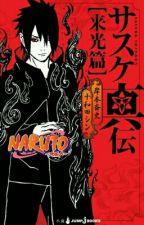 Sasuke Shinden by _Vivi_Afonso_