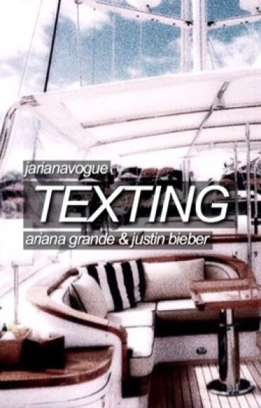 texting [ON HOLD]