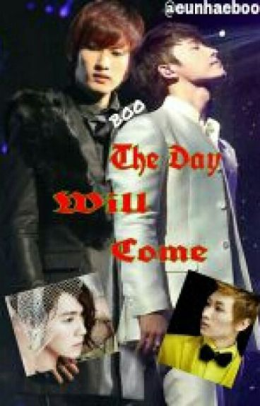 THE DAY WILL COME (BOY X BOY)