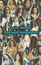Facts About: Aaliyah Haughton by 90srhapsody