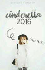 Cinderella 2016 by NanaRM_