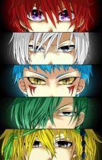 Yona y los cinco dragones (Akatsuki no Yona) by Alexandrit14