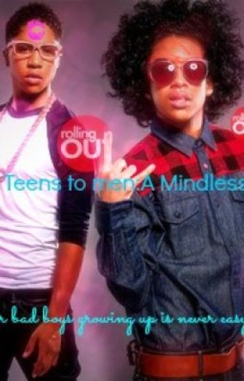 From boys to teens to men:A Mindless Behavior Story