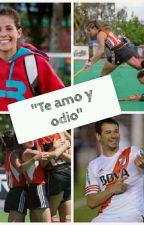 Te amo y odio - Rodrigo Mora by xLucia10x