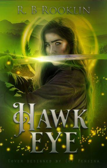 Hawk Eye by Rookieoftheyear2
