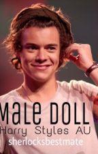 Male Doll // Harry Styles by mysherlockistony