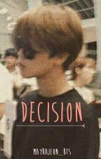 Decision • Jimin BTS by mayrajeon_bts