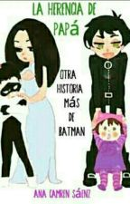 Batfamily: La herencia de Batman #DcHeroesAwards by HelenaWayneKyle