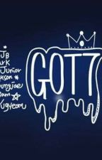 GOT7 Fanfictions Collection by Saprilaaputri_