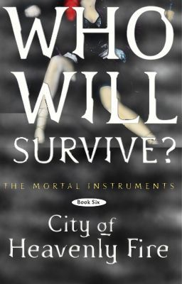 The Mortal Instruments: City of Heavenly Fire