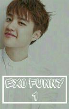 EXO FUNNY [1] by _XXXIXXX_