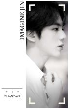 Imagine Jin by pqptintin_