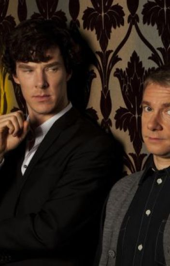 Conference Weekend (Johnlock)