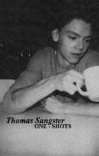 Thomas Brodie-Sangster Imagines by lostinpercyseyes