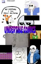 UNDERTALE COMICS by SANSY_DA_WIZARD_31