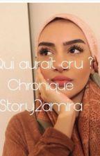 Chronique de Amira : une voilée qui se fait kidnappé by _kalmira